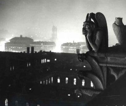 Brassai - Le Diable, Paris de Nuit, 1931