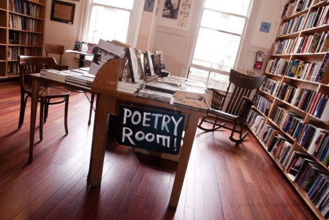 City Lights-Poetry Room