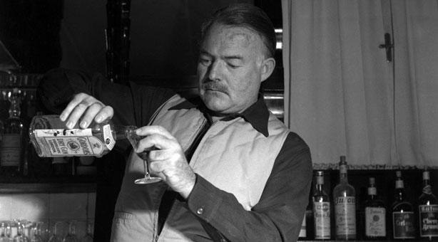 Hemingway-Champagne