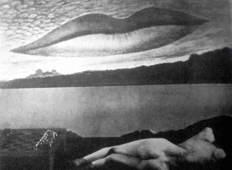 Man Ray, The lovers