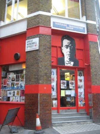 Vintage Magazine Shop